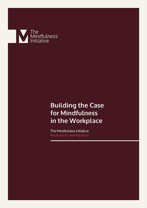 Mindfulness in the Workplace report