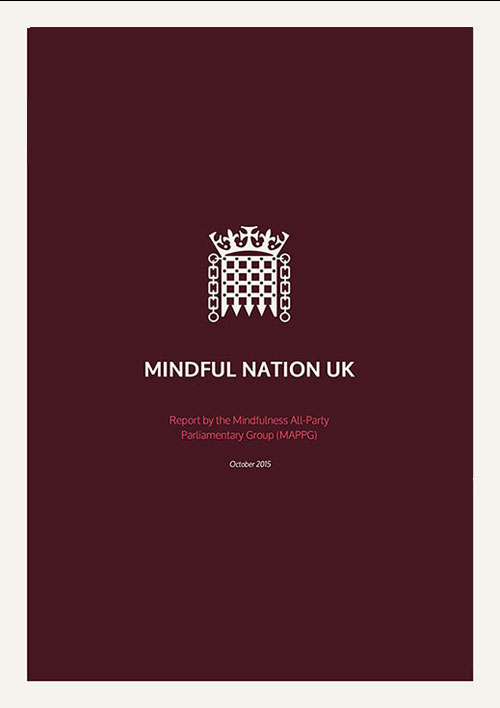 Mindful Nation Report